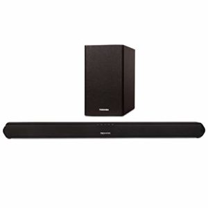 Toshiba 2.0 Channel Bluetooth Soundbar